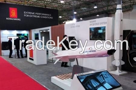 Exhibition Stand Builder and Decorator In Kuwait