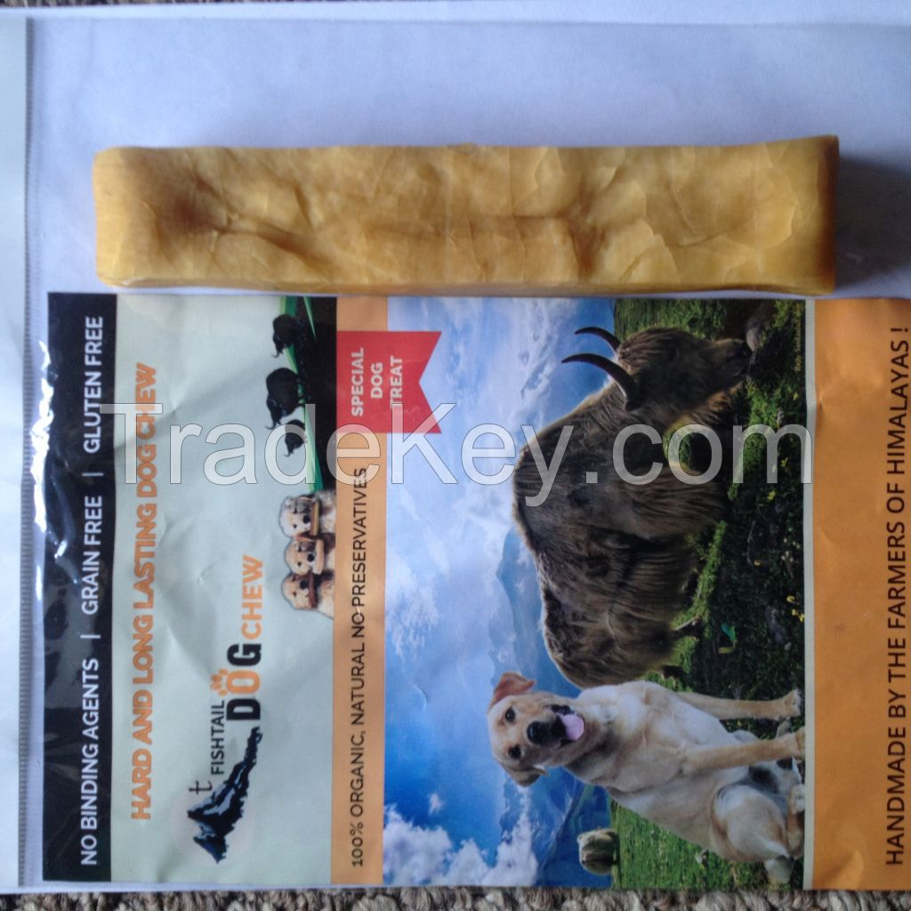 Mt. Fishtail Dog Chews