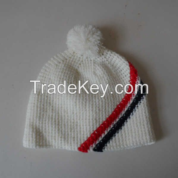2016 Colorful slouch Beanies Knitted Beanie /Custom Beanie Hats/winter