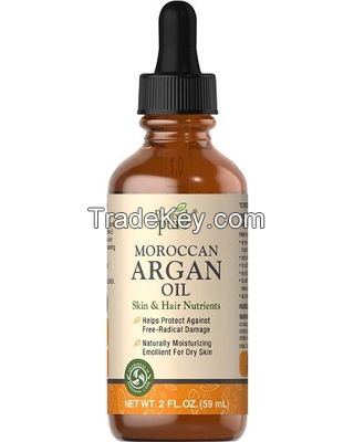 PURE ARGAN OIL from morocco