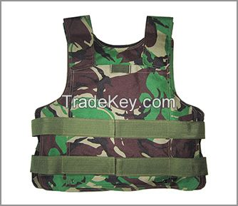 Army Camouflage Vest