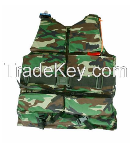 Bullet proof flotating life Vest