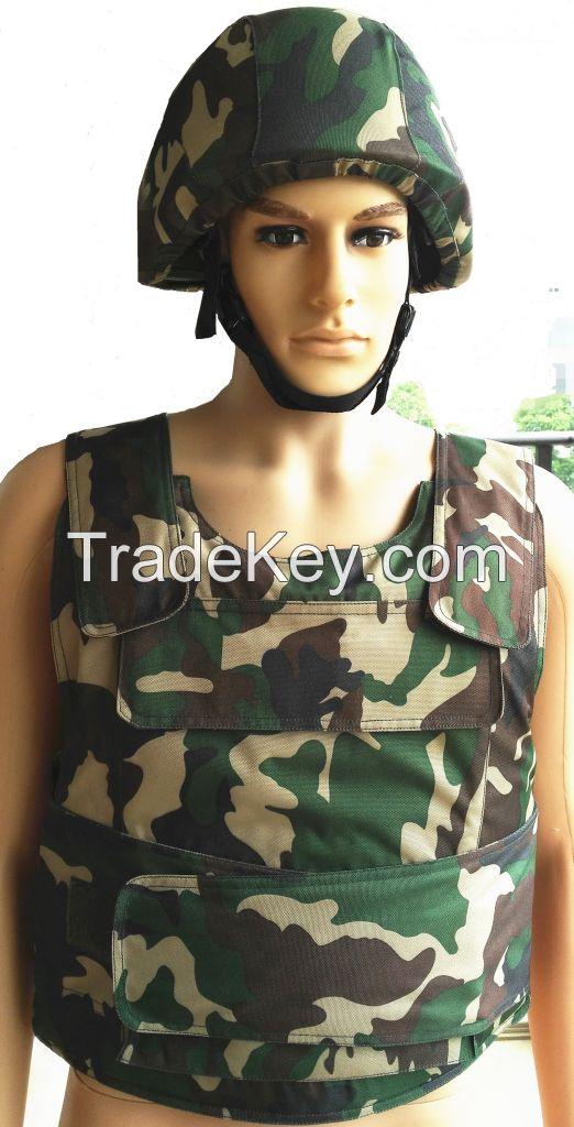 Aramid Military Camouflage Vest
