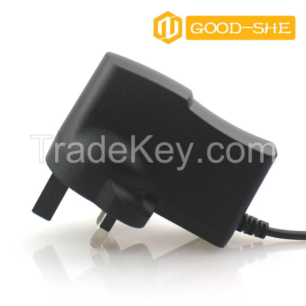 AC DC power adapter 12v 1a 2a 12w 24w switching power supply adaptor