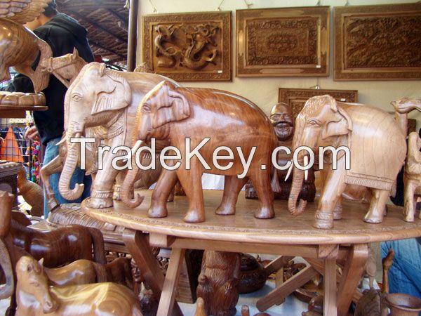 Wood art and craft