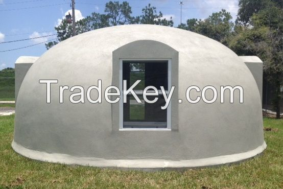 Expanded Polystyrene Dome House Kit