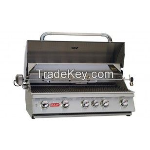 Buy Bull Brahma Built in Propane Gas BBQ at BBQ Store UK