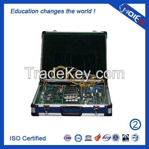 Optical Fiber Communication Experiment System,Vocational Trainer for School Lab,Skills Learning Training Set,Education Didactic