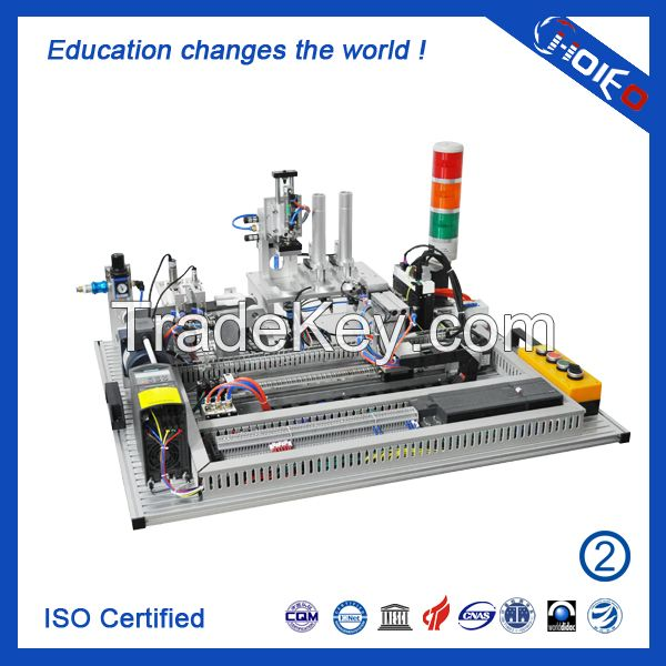 Automatic Production Line Training Equipment,automatic assembly line training set,skill teaching trainer,education didactic kits