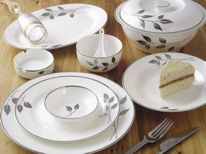 Bone China Products Tableware