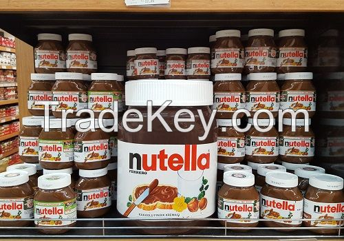 Top Sale Ferrero Nutella 350g chocolate bars, hot chocolate with English / Arabi