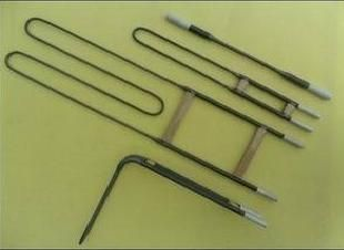 molybdenum disilicide (mosi2) heating elements, mosi2 heating elements
