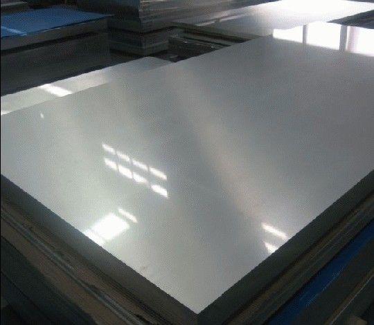 Wider Width Titanium Sheet