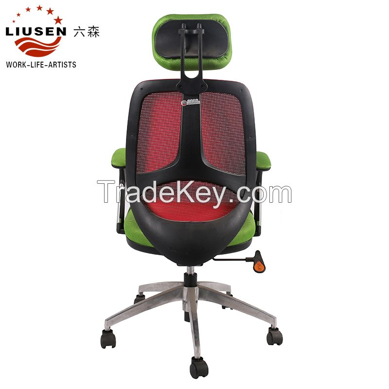 Ergonomic Design and Modern Mesh Office Chairs (BGY-201604004)