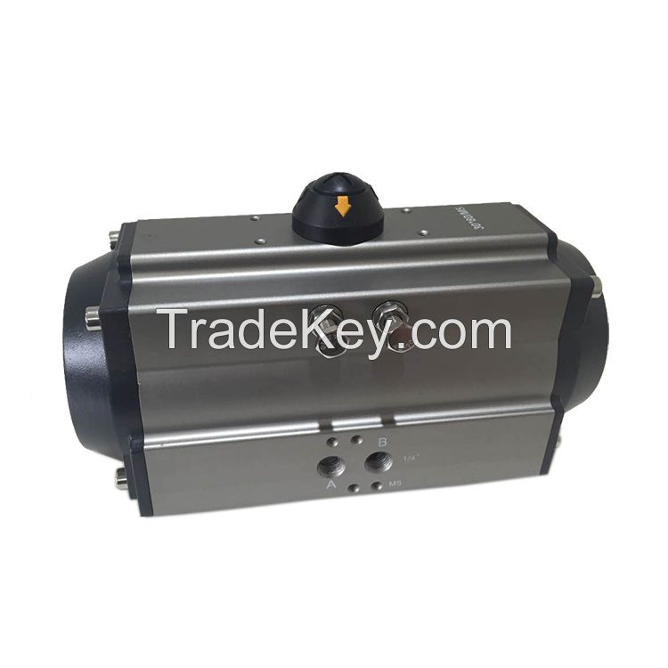 Pneumatic Valve Actuator Double Acting Actuator for Ball Butterfly Rotary Valves