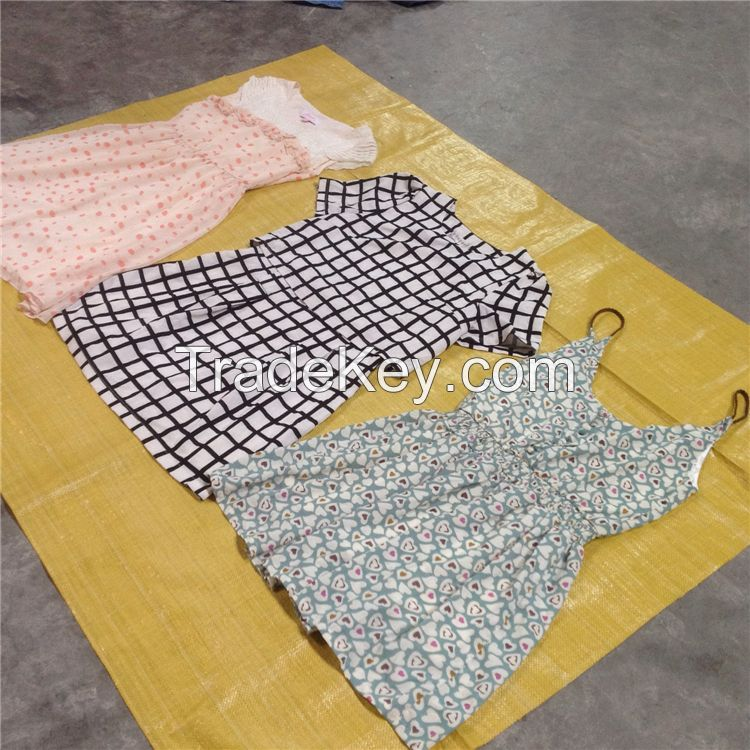 High quality used clothing for adults and children from China