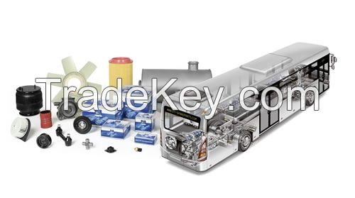 All Parts for all types of buses