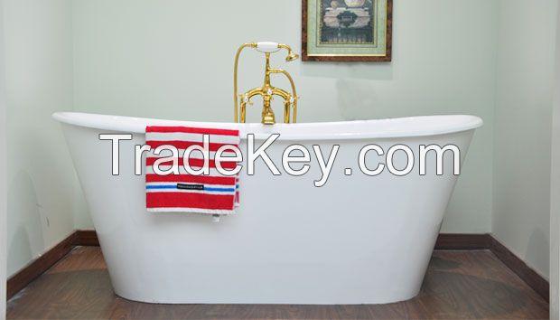 cast iron bathtub NH1008-4