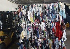 Baled Textiles