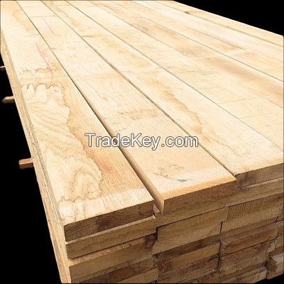 Sawn Pine/Spruce Beech and Birch Lumber