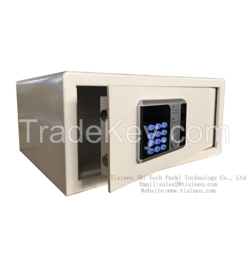 Hotel electronic digital safes Tisineo safe brit