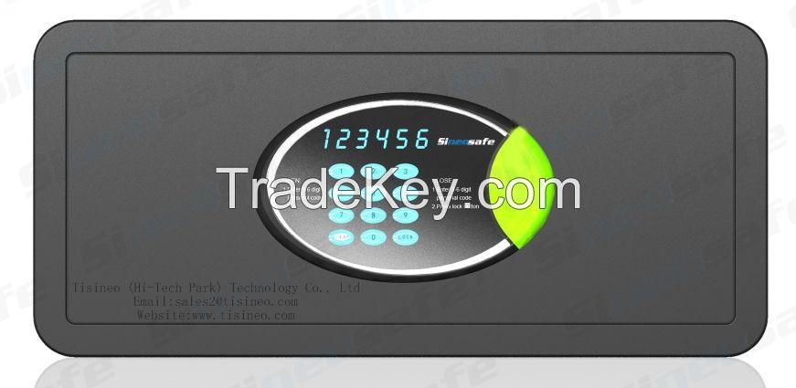 Hotel electronic digital safes Tisineo safe SSGE