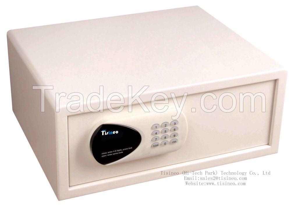Hotel electronic digital safes Tisineo safe SSVG