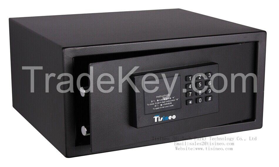 Hotel electronic digital safes Tisineo SSmr