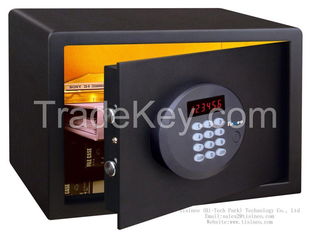 Hotel electronic digital safes Tisineo SShc