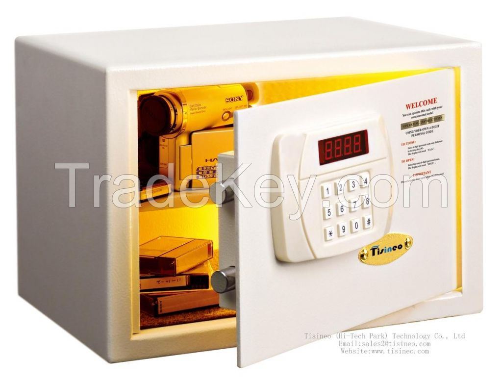 Hotel electronic digital safes Tisineo SSso