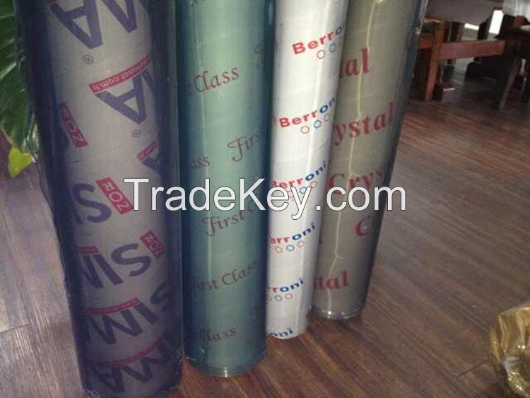 China factory manufacturing clear plastic window film