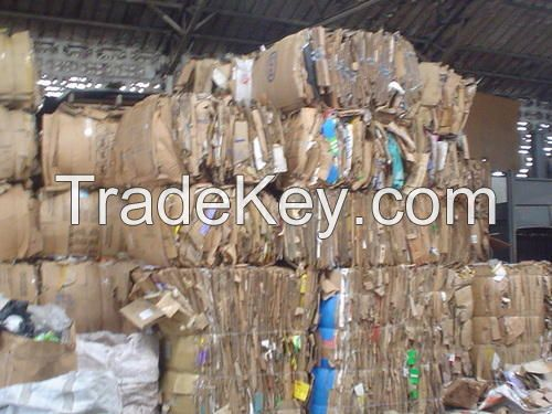 Waste / Scrap Papers - OCC, ONP, OMG, YELLOW PAGES, A3, A4 WASTE PAPERS for Sale
