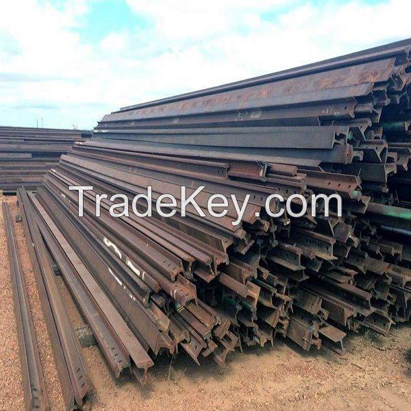 Used Rails (R 50 - R 65 )Scrap , Used Rails R50 R65, For Sale