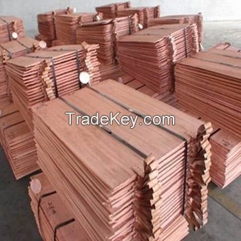 Aluminum ingot 99.9,copper cathode 99.99%