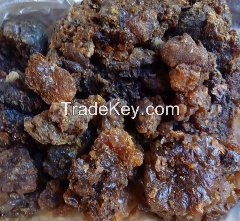 myrrh resin or gum