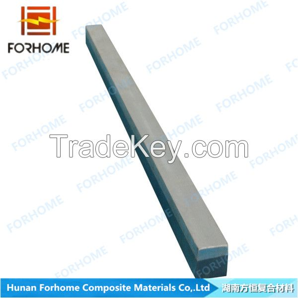 Clad metal Aluminum Alloyed Pure AluminumSteel Structure Transition Joint for shipbuilding, ship repair