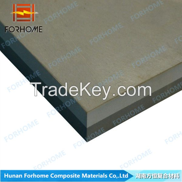 Bi-metal Aluminum/Copper+Steel/Stainless Steel Clad Metal Sheets/Plates
