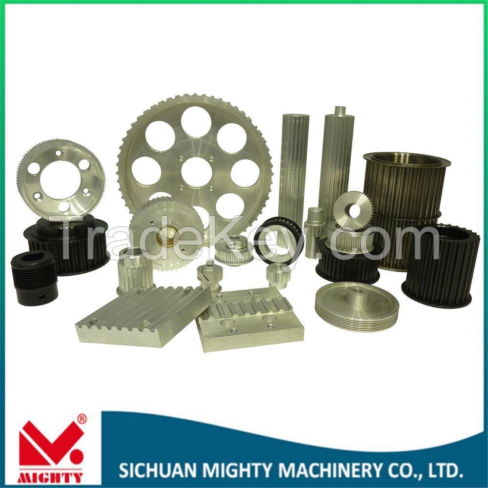 Plastic/Aluminum/Steel/Cast Iron Timing Belt Pulleys MXL XL L H XH XXH T2.5 T5 T10 T20 AT5 AT10 AT20 HTD 3M/5M/8M/14M/20M GT2