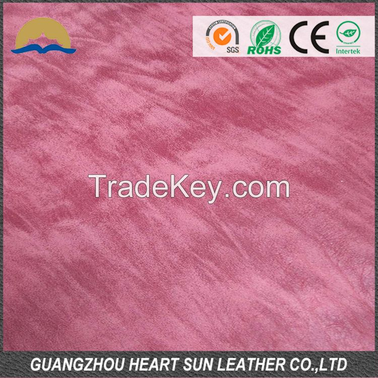 New arrival pvc leather for doing handbags
