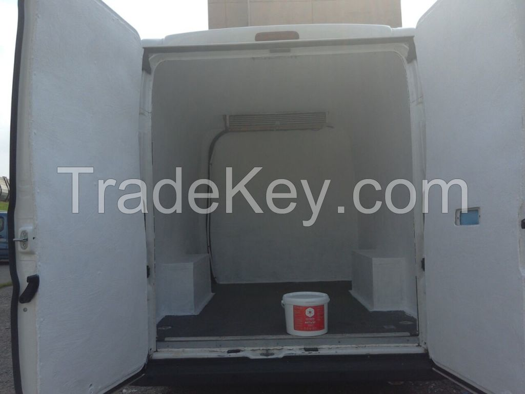 Thermal insulation Akterm Standard liquid insulaion coating