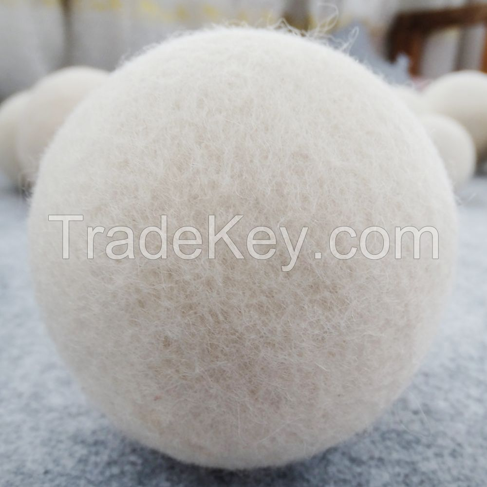 China factory 100% Premium Wool Dryer Balls