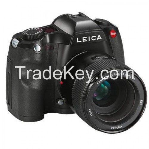 2015 Leica 10803 S (Tye 006) 37.5MP SLR Camera with 3-Inch TFT LCD Screen