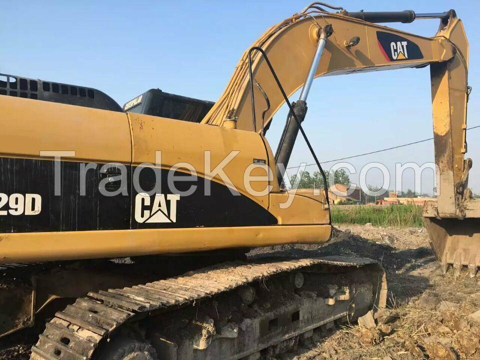 CAT 329D USED EXCAVATOR