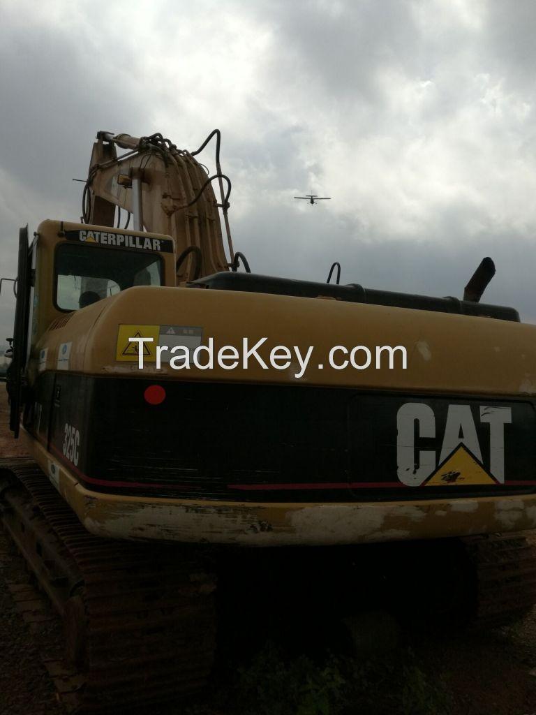 CAT325C