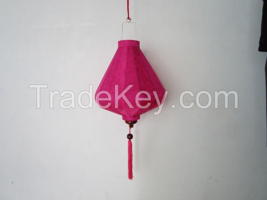 Vietnam Silk Lantern
