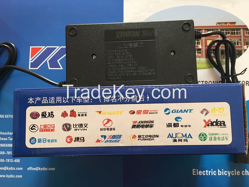 Electric Bicycle Charger