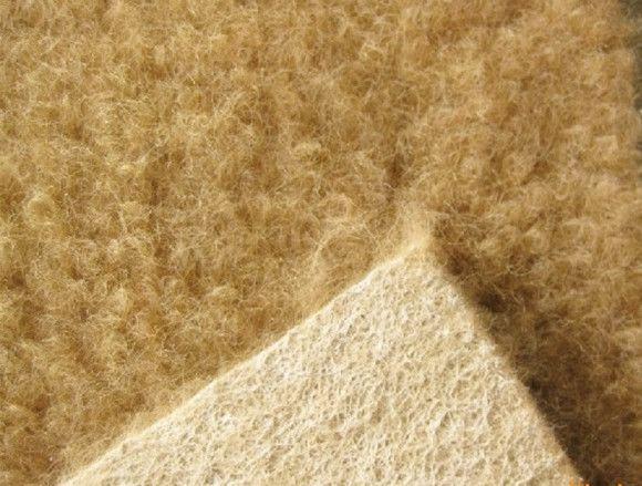 Polypropylene/PP Staple Fiber / PPSF for Gold Washing Blanket