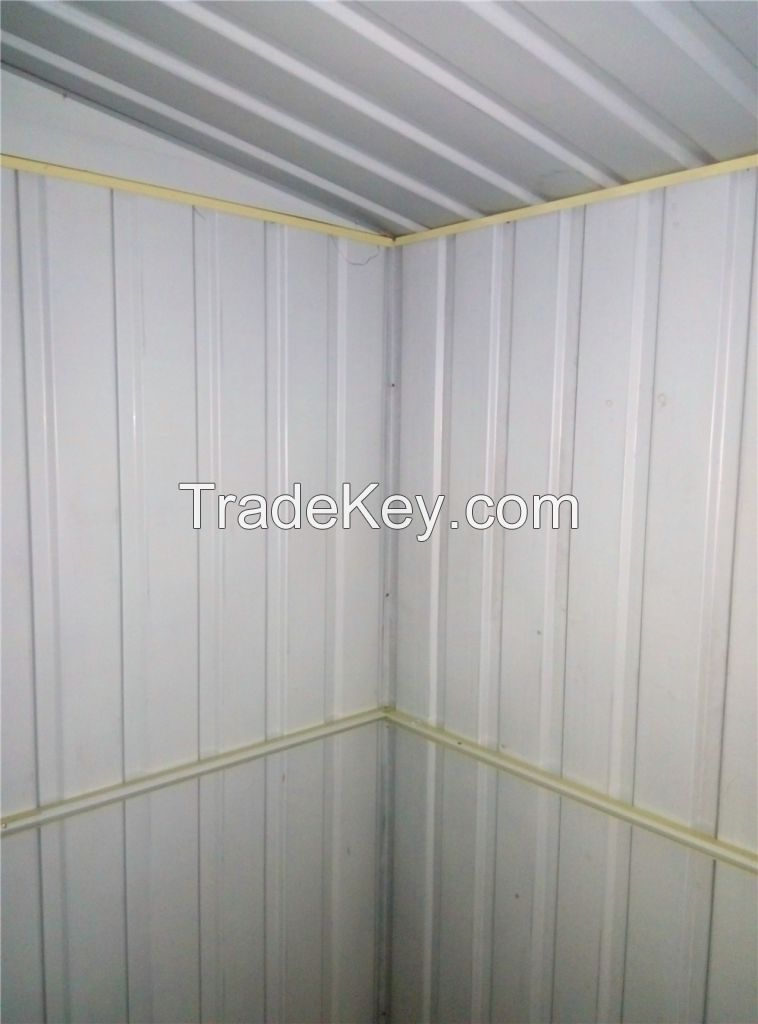 HOT SALE METAL GARDEN SHED HIGH QUALITY LOW PRICE