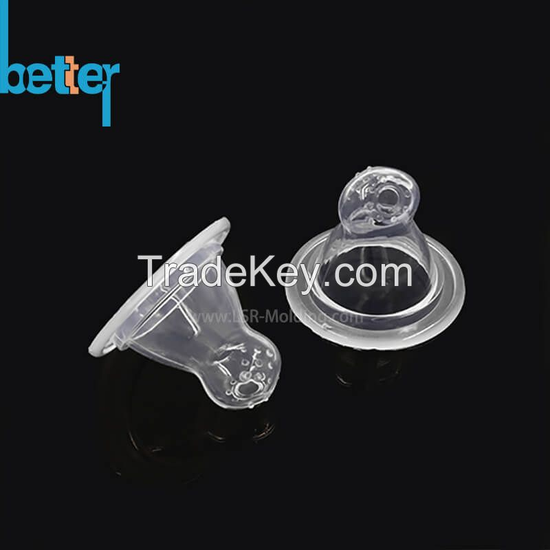LSR Liquid Silicone Rubber Injection Molding
