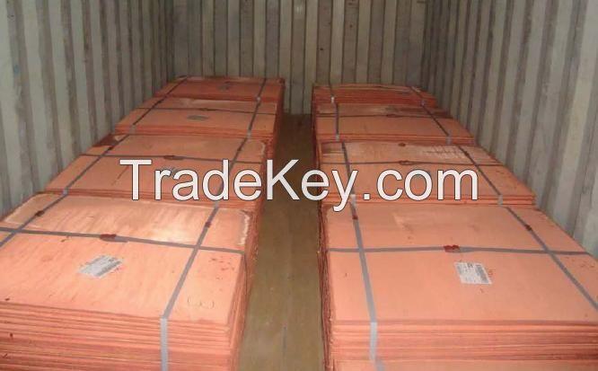 COPPER CATHODE 99.99%-copper cathode suppliers-electrolytic copper